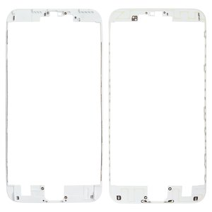 LCD Binding Frame for Apple iPhone 6S Plus Cell Phone, (white)