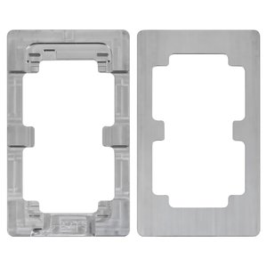 LCD Module Mould for Apple iPhone 6S Cell Phone, (aluminum)