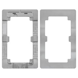 LCD Module Mould for Apple iPhone 6S Plus Cell Phone, (aluminum)