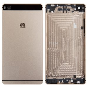 Housing Back Cover for Huawei P8 (GRA L09) Cell Phone, (golden)