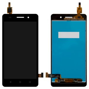 LCD for Huawei Honor 4C Cell Phone, (black, with touchscreen, original (PRC))
