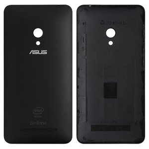 Housing Back Cover for Asus ZenFone 5 (A501CG) Cell Phone, (black)