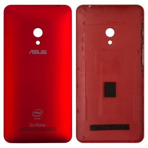 Housing Back Cover for Asus ZenFone 5 (A501CG) Cell Phone, (red)