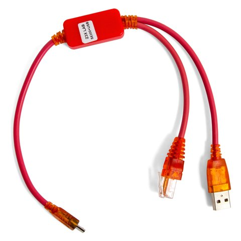Uart Cable With Rj45 And Usb Connectors Gsmserver