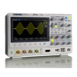 Super Phosphor Oscilloscope SIGLENT SDS2102X