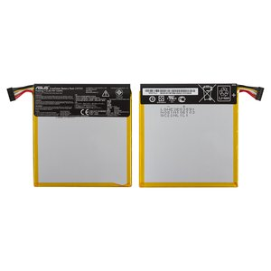 Battery for Asus FonePad HD7 ME372, FonePad HD7 ME372CG K00E Tablets, (Li-Polymer, 3.8 V, 3950 mAh) #C11P1310