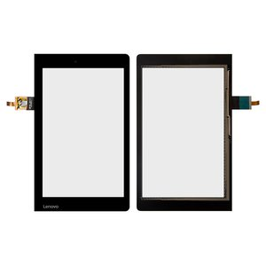 Touchscreen for Lenovo Yoga Tablet 3-850F Tablet, (black) #080-2123 V5