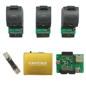 E-Mate Box E-Socket (6-in-1)