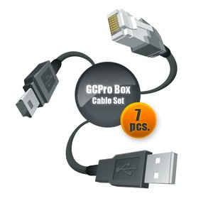 GCPro Box Cable Set