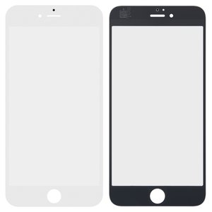 Housing Glass for Apple iPhone 6 Plus Cell Phone, (original, white)