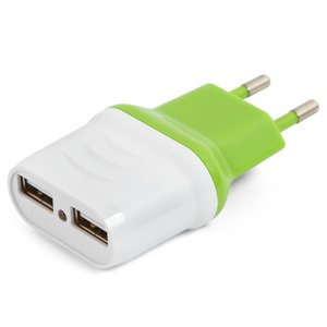 Charger Bilitong TC01, (220 v, USB outlet 5V 1 A/2,1 a, plug-in)