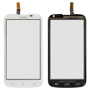 Touchscreen for Huawei Ascend G610-U20 Cell Phone, (white) #HMCF-050-0889-V2.0