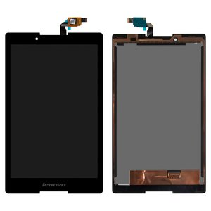 LCD for Lenovo Tab 2 A8-50LC Tablet, (black, with touchscreen) #TV080WXM-NL0/80WXM7040BZT