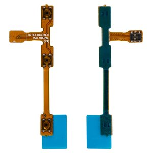 Flat Cable for Samsung P5200 Galaxy Tab3, P5210 Galaxy Tab3 Tablets, (side buttons,  ON/OFF button)