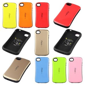 Protective Case iFace for Apple iPhone 4, iPhone 4S Cell Phones, (golden, shockproof)