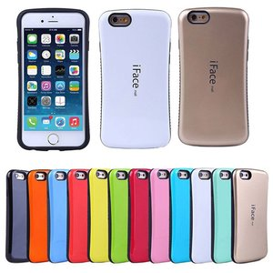 Protective Case iFace for Apple iPhone 5, iPhone 5S, iPhone SE Cell Phones, (mint colour, shockproof)