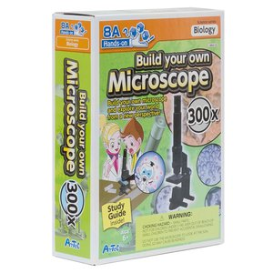 Artec Hands-on Lab Build Your Own Microscope