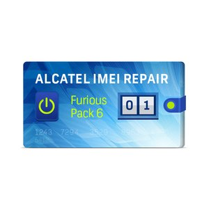 Furious PACK 6 1 Alcatel IMEI Repair