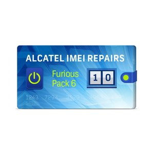 Furious PACK 6 10 Alcatel IMEI Repairs