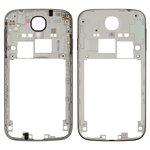 Housing Middle Part for Samsung I9500 Galaxy S4, I9505 Galaxy S4 Cell Phones, (black)