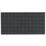 Outdoor LED Module P10-RGB-SMD (monochrome, white, 320 × 160 mm, 32 × 16 dots, IP65, 3800 nt)