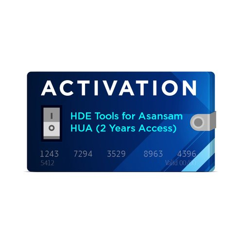 HDE Tools Activation (2 Years Access)