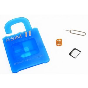 R-Sim11 Unlocking Card for iPhone 5/5c/5s/6/6Plus/6s/6sPlus/7/7Plus