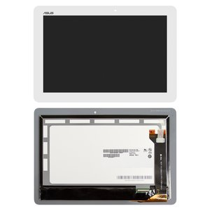 LCD for Asus MeMO Pad 10 ME102A Tablet, (white, with touchscreen) #B101EAN01.1/MCF-101-0990-01-FPC-V3.0