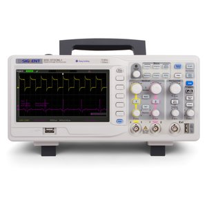 Digital Oscilloscope SIGLENT SDS1072CML+