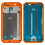 LCD Binding Frame for Blackview BV5000 Cell Phone, (orange)