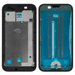 LCD Binding Frame for Blackview BV5000 Cell Phone, (black)