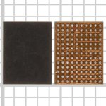 Resistive Sensor Control IC U2402 343S0694  for Apple iPhone 6, iPhone 6 Plus Cell Phones