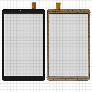 Touchscreen for Nomi C10103 Ultra Tablet, (10,1