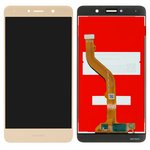 LCD for Huawei Nova Lite+, Y7 (2017) Cell Phones, (golden, with touchscreen, Original (PRC))