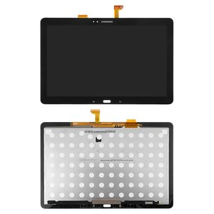 LCD for Samsung P900 Galaxy Note Pro 12.2 Tablet, (black, with touchscreen)