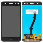 LCD for ZTE Blade V7 Lite Cell Phone, (black, with touchscreen, Original (PRC))