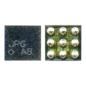 Polyphony Amplifier IC LM4890/NCP2890/4342429 9pin for Nokia 2300, 2600, 2650, 3100, 3120, 3230, 3300, 3510, 3510i, 3650, 3660, 5100, 6100, 6230i, 6260, 6310, 6310i, 6600, 6670, 7610, N-Gage; Pantech GF100 Cell Phones