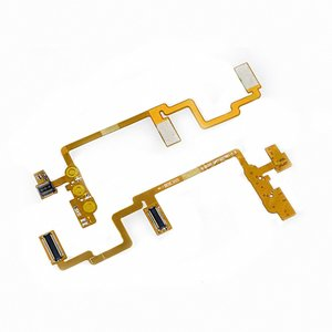 Flat Cable for LG U8550 Cell Phone, (for mainboard, with components)