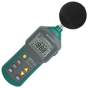 Digital Sound Level Meter MASTECH MS6700