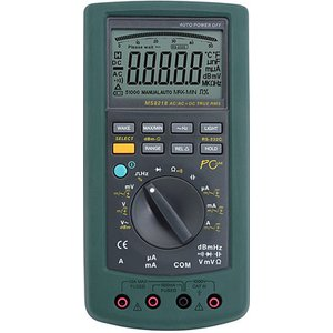 Digital Multimeter MASTECH MS8218