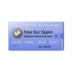 Polar Box licencia 3: Huawei 2G/3G, Sagem Secured, Vodafone y módems