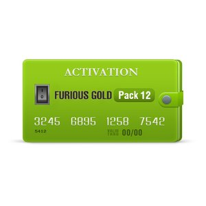 Furious Gold Pack 12
