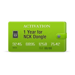 Activación por 1 año para NCK Dongle / NCK Box