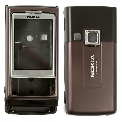 Корпус для Nokia 6270 копия AAA.