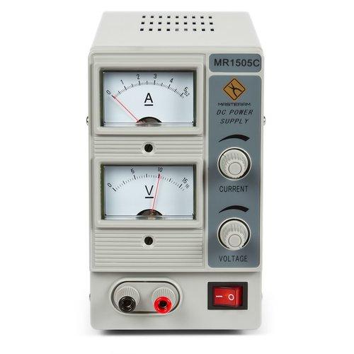 Регулируемый блок питания Masteram MR1505C.