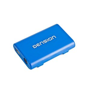 Автомобильный iPod/USB/Bluetooth адаптер Dension Gateway Lite BT для BMW (GBL2BM1)
