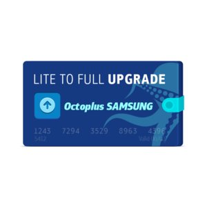 Модернизация с Octoplus Samsung Lite на Octoplus Samsung Full