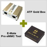 Набор ATF Gold Box + E-Mate Pro eMMC Tool