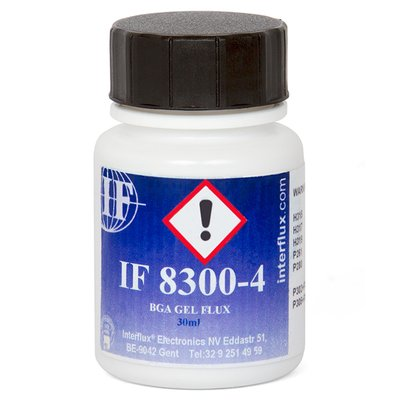 Флюс-гель Interflux IF 8300-4