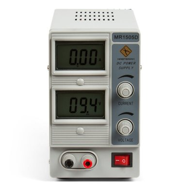 Регульований блок живлення Masteram MR1505D